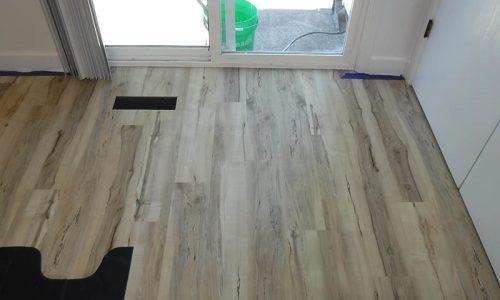 Waterpoof floor